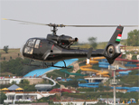 F1 Helicopter Transfer