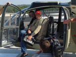 Niki Lauda Helicopter Transfer